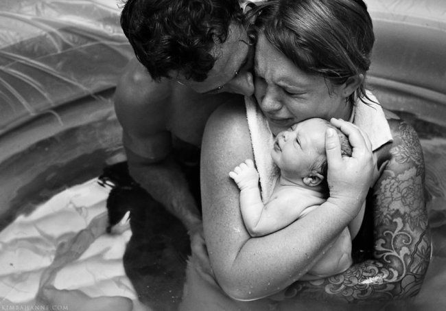 7 Reasons to consider a waterbirth #BabyCenterBlog