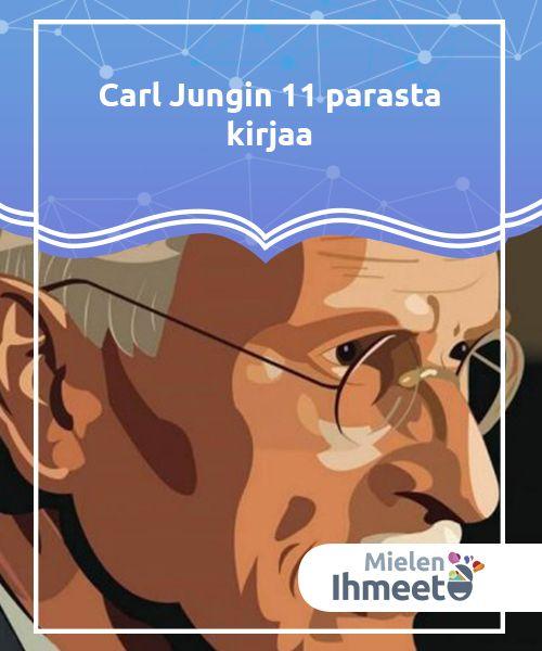 Carl #Jungin 11 parasta kirjaa   Carl Jungin kirjat ylittävät yksinkertaiset #analyysit #ihmiskäyttäytymisestä. Paras tapa ymmärtää #Jungia on hänen kirjojensa kautta.