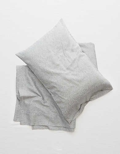 Aerie + Dormify Twin XL Sheet Set , Dark Granite | Aerie for American Eagle