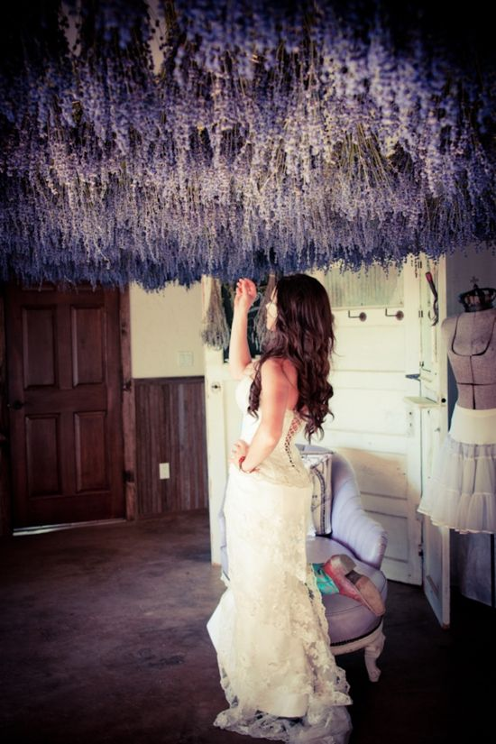A Rustic Wedding Inspiration Shoot Set On California Lavender Farm Stunning Destination Venue