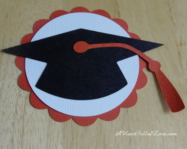 graduation cricut