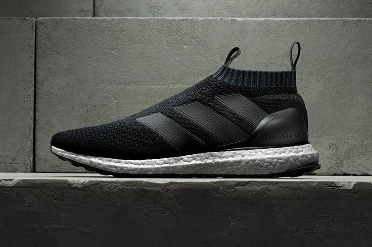 The adidas ACE 16+ Soccer Boot Is Now a Laceless Lifestyle Boost Silhouette
