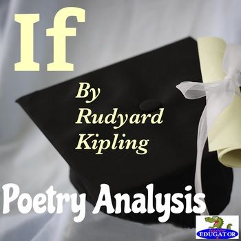 if by rudyard kipling analysis Kipling's fine poem about our canine friends 'the power of the dog' by rudyard kipling (1865-1936), prolific poet, novelist, and writer of short fiction for both adults and children, extols the dog's most famous virtue - its undying loyalty and devotion to its owner - but also warns against giving your heart to a dog.