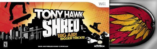 Tony Hawk Shred Bundle - Wii Bundle Edition ACTIVISION http://www.amazon.ca/dp/B003ZSH71O/ref=cm_sw_r_pi_dp_2M1zub0WH1FPS