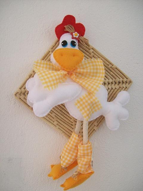 Quadrinho galinha | Flickr - Photo Sharing!