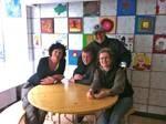 Unsere neuen KinderKunstHaus-Räume in der Suibertusstrasse 97 in Düsseldorf-Bilk!