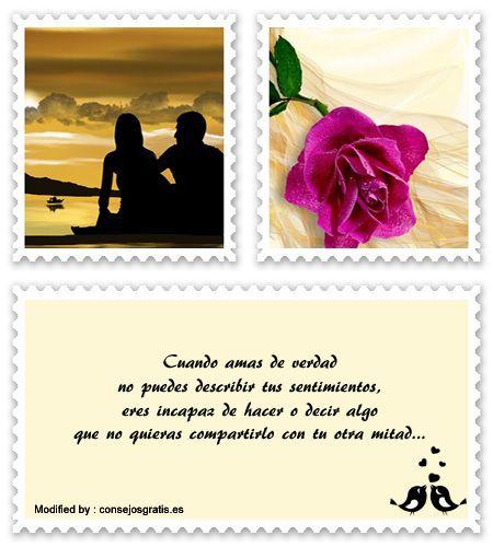 buscar frases bonitas de amor para novios,los mejores mensajes de amor para novios : http://www.consejosgratis.es/lindos-mensajes-de-amor-para-mi-novio/