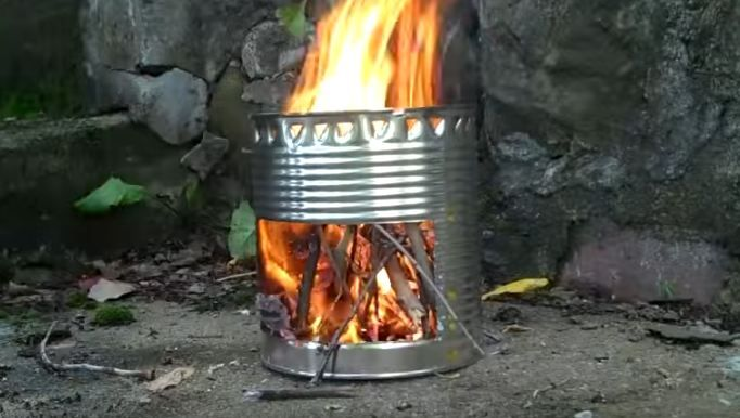 Survivalists need to know how to make this hobo stove when they have to bug out! When a collapse occurs, it probably won't be safe for you to stay in your home. This means that you will have to bug out to another location or live off the land. Most of us will probably have...