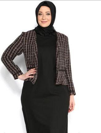 23 best pakaian kerja muslimah images on Pinterest  Hijab fashion