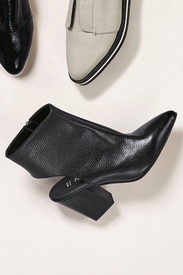 Next Open Back Shoe Boots