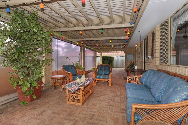 The Alfresco at 6 Robbins Place Winthrop