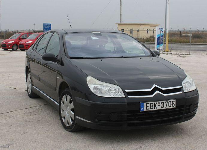 http://www.evroscar.gr #citroenC5 #rentacar #alexandroupoli