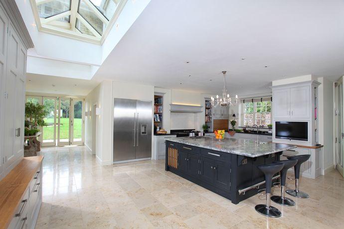 27 best kitchen orangeries images on pinterest extension for Orangery extension kitchen