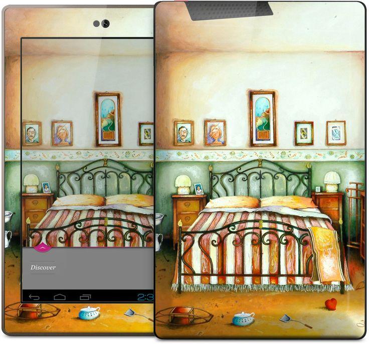 La camera da letto/ The bedroom Kobo eReader by Giuseppe Solimando   Nuvango
