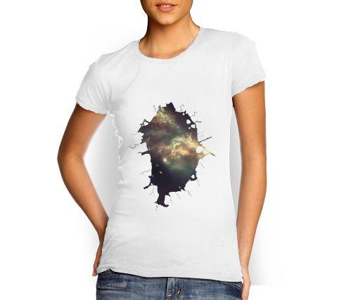 Into Space - Lovemarks - Camiseta