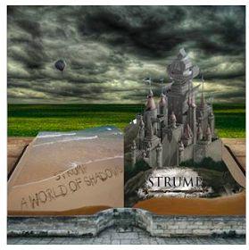 Strump: A World of Shadows: Creativity - Book Quote
