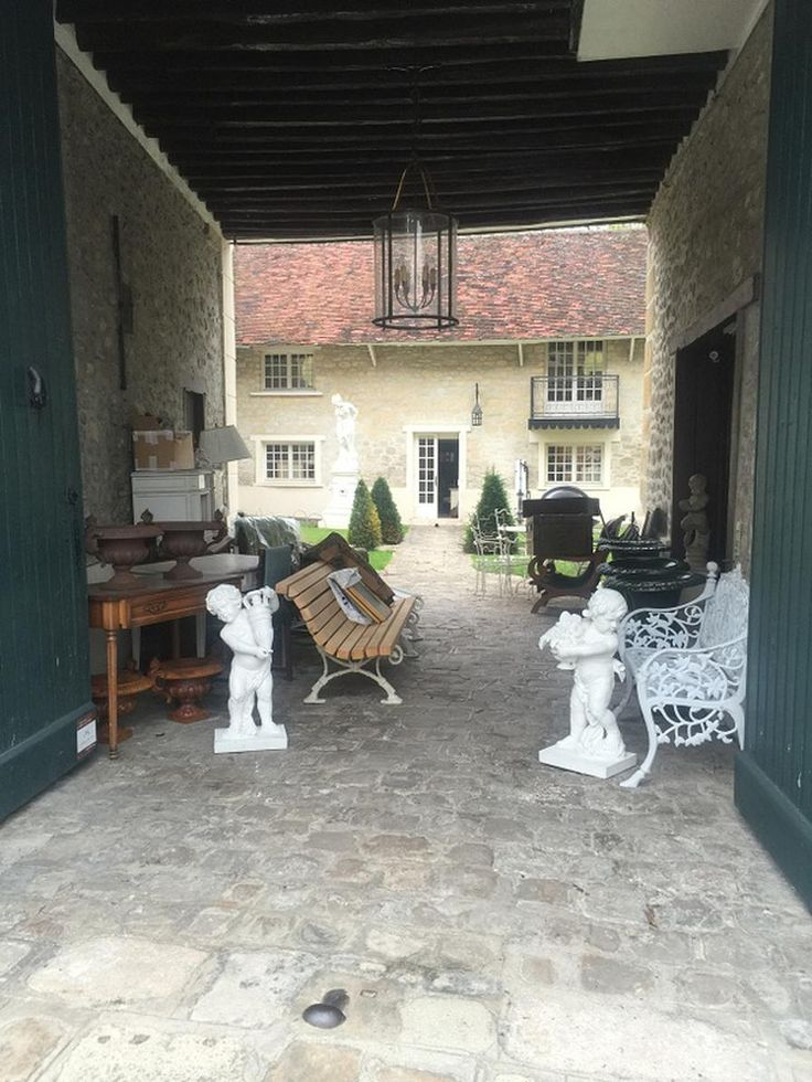 Tour-De-Lis, Antique Buying Tours france