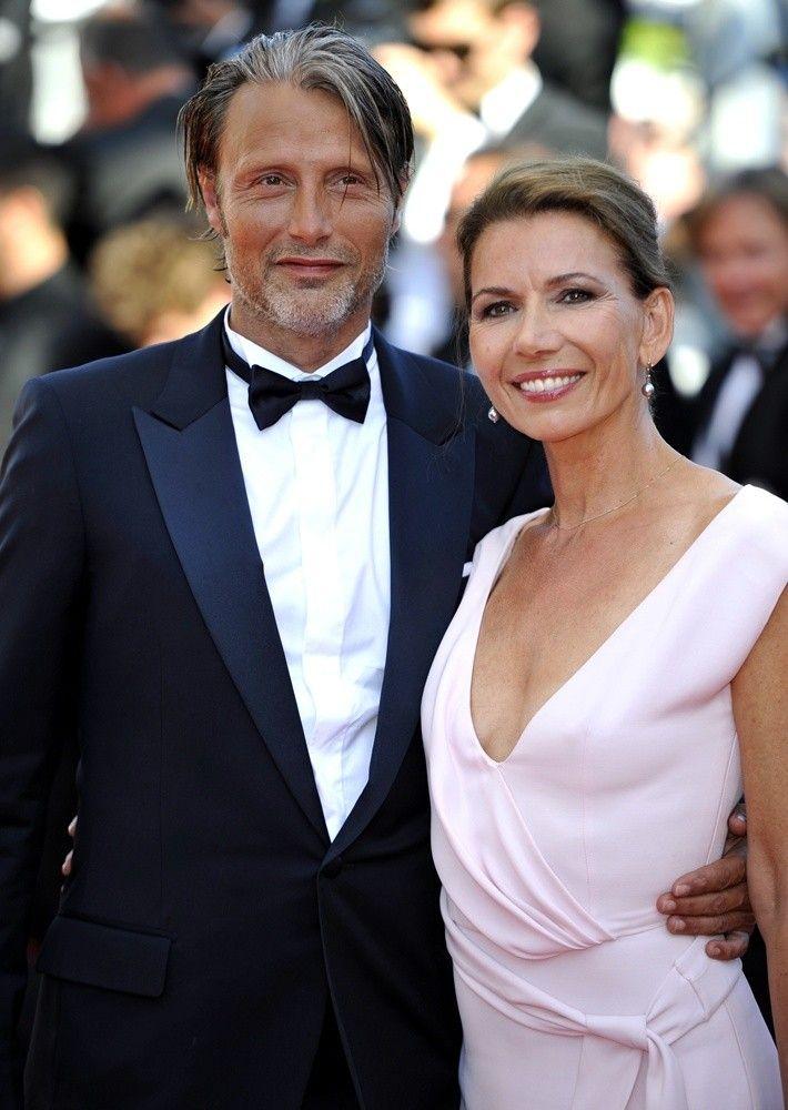 mads mikkelsen & hanne jacobsen | Married Movie & TV Stars ...