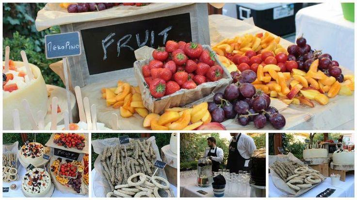Οι ιδέες μας δροσερές και πρωτότυπες, όπως το υπέροχο τραπέζι τυριών και φρούτων από τους #chefstospiti που ετοιμάσαμε για αυτή την ιδιαίτερη περίσταση!  Αν θέλετε κι εσείς να εντυπωσιάσετε τους καλεσμένους σας ☎️ καλέστε μας τώρα στο 213 02 44 140 , www.chefstospiti.gr , info@chefstospiti.gr