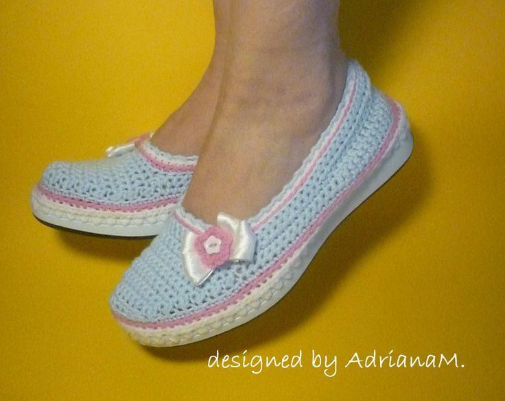 Светлана Томина - Вдохновение из Интернета (вязаная обувь)   OK.RU