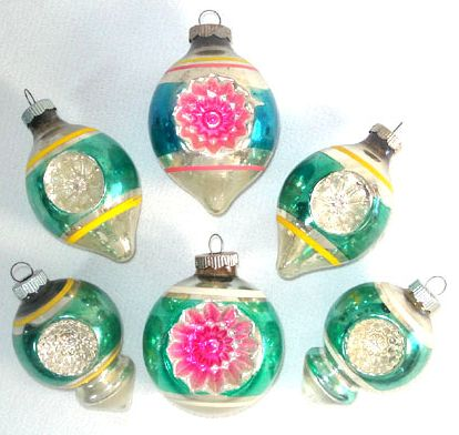 38 best Vintage Christmas Ornaments images on Pinterest | Vintage ...
