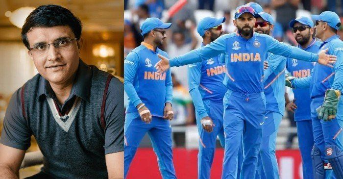 Sourav Ganguly Picks Three Players From India S World Cup 2019 Squad For His 2003 Side In 2020 World Cricket World Cup Teams Cricket Time