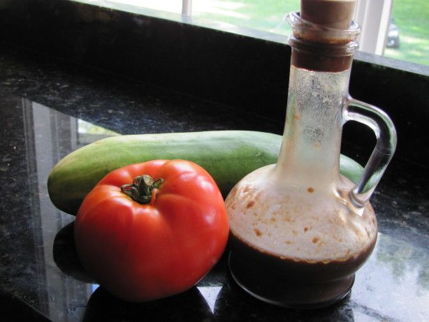 31 best images about salad dressings homemade on pinterest homemade french dressing and salts - Homemade vinegar recipes ...
