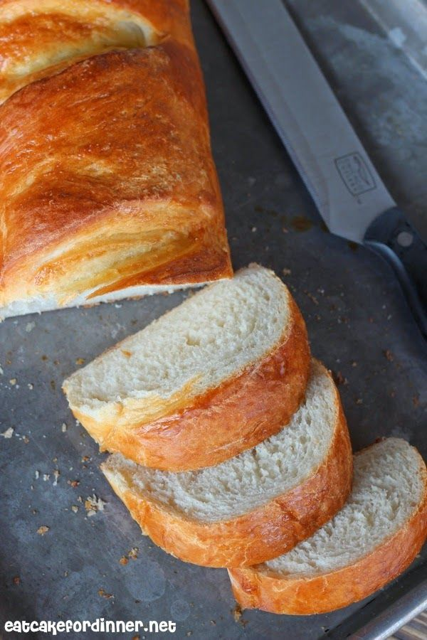 Soft and Chewy French Bread - The BEST Homemade French Bread EVER!!