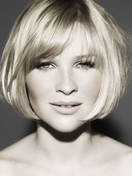 Joanna Page - from Gavin and Stacey....funniest show ever...great short hair