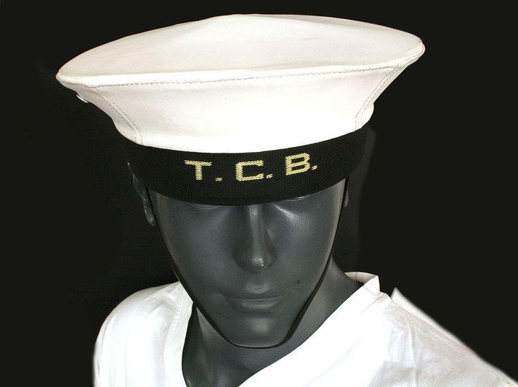 Sailor Bahriye TCB Ship hat cap Turkish Navy
