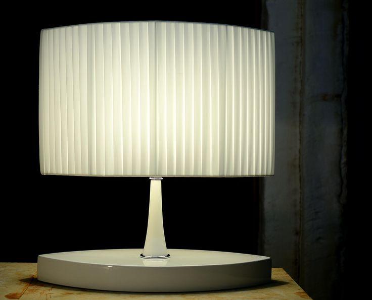 Bateau, tablelamp white