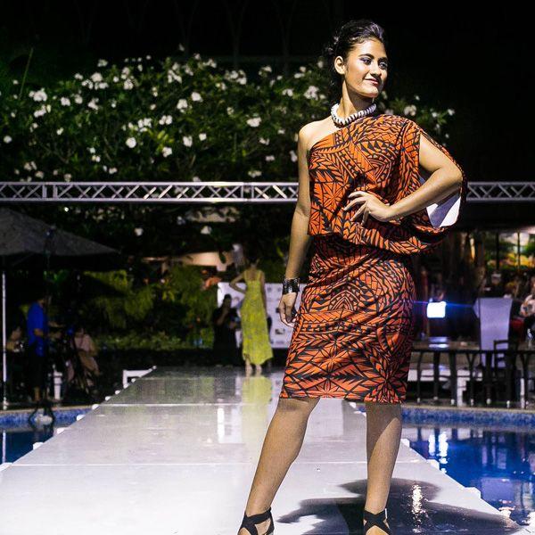 MENA At Samoa Fashion Week
