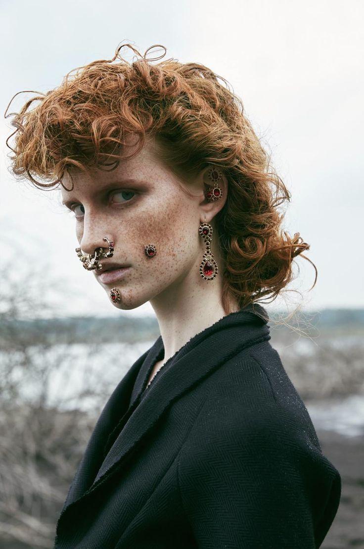 Magdalena Jasek Lukasz pukowiec Vogue Ukraina marraskuu 2015   visuaalinen optimismi; muoti pääkirjoitukset, osoittaa, kampanjoita ja enemmän!