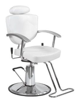 Amazon.com BestSalon® White Fashion All Purpose Hydraulic Recline Barber Chair Sh&oo 67W  sc 1 st  Pinterest & 13 best Anastasia chairs images on Pinterest | Anastasia Barber ... islam-shia.org