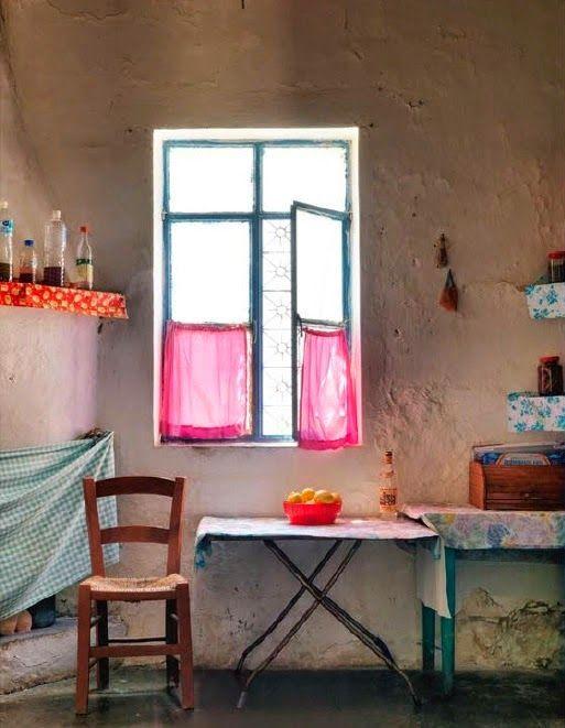 Die besten 25+ Küche gardinen mediterran Ideen auf Pinterest - esszimmer mediterran einrichten