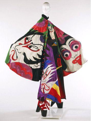 Kansai Yamamoto, designed Bowie's costumes