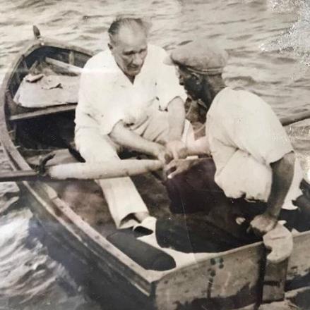 Mustafa Kemal Atatürk'ün çok az bilinen fotoğrafları
