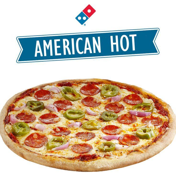 Pizza American Hot