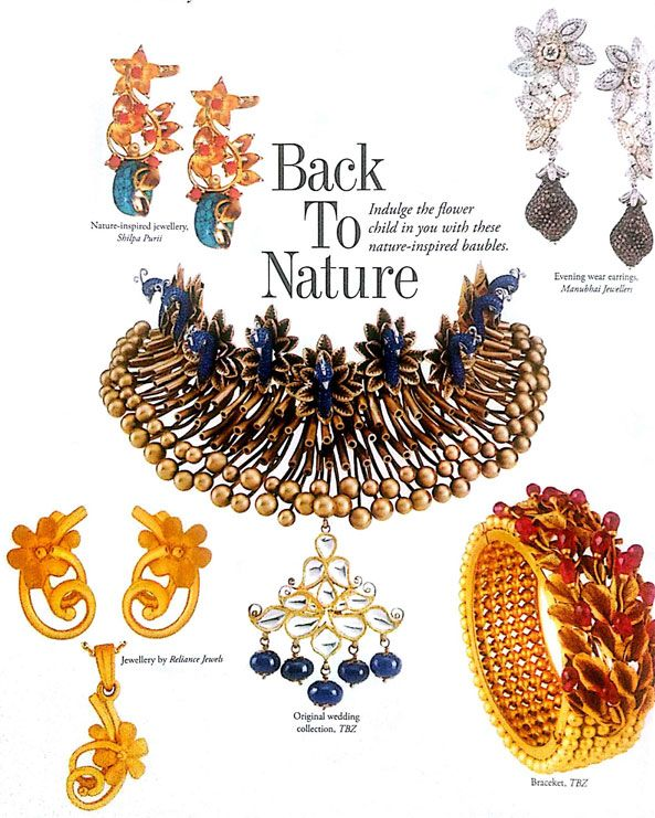 As seen in New Woman  www.reliancejewels.com #reliance #reliancejewels #jewellery #gold #diamond #verve #fashion #magzine