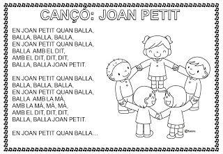 Material d'infantil: cançons