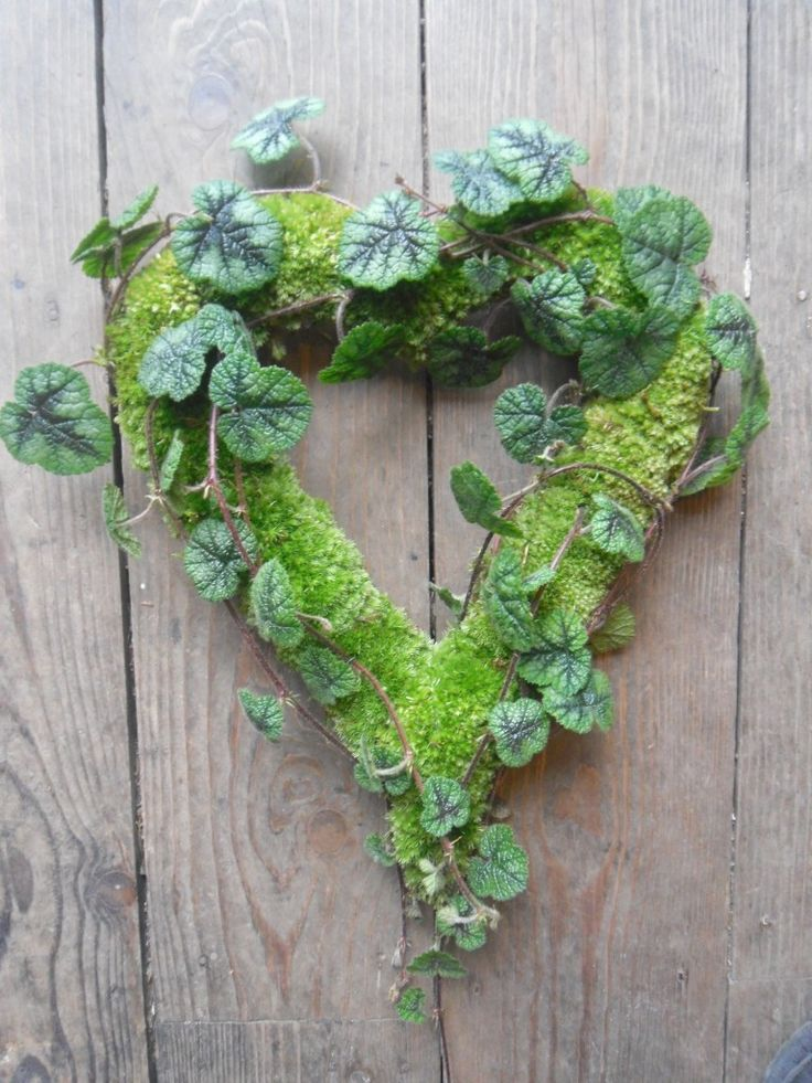 Raspberry heart | A Potting Shed Style