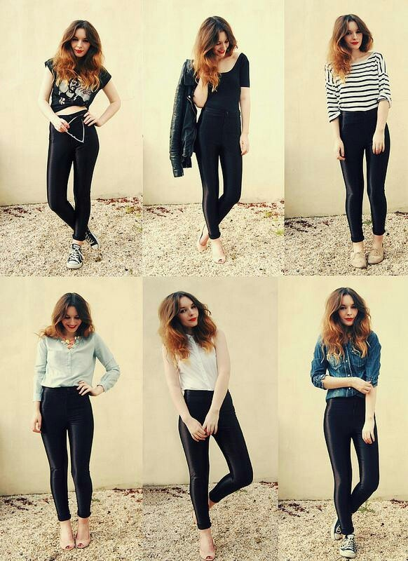 Disco pants outfit ideas
