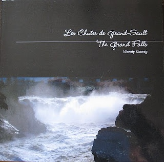 Written by me. A photo book of the Grand Falls in New Brunswick, Canada