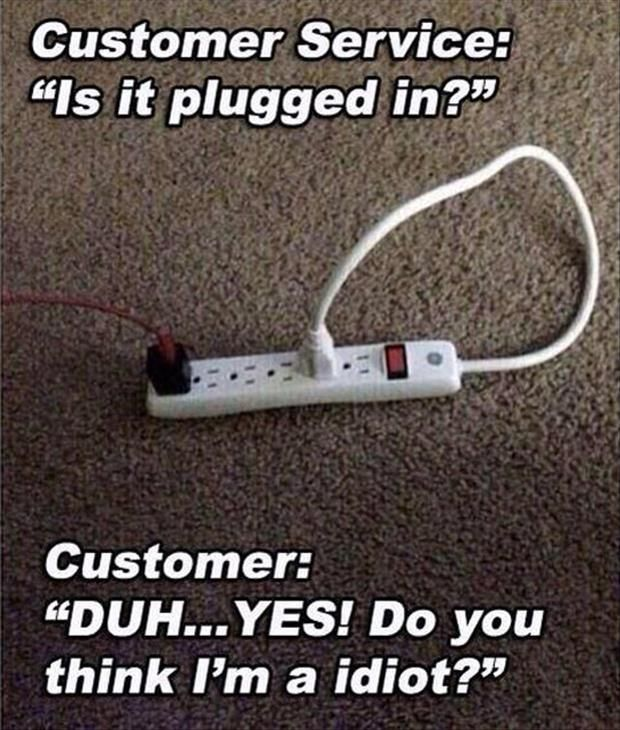 Well, you didn't ask this smart guy WHERE it is plugged in!                                                                                                                                                                                 More