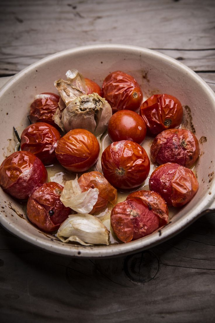 Tomato & Garlic