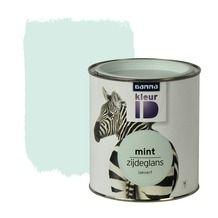 GAMMA KleurID lak mint zijdeglans 750 ml | Lakverf voor binnen | Lakken | Verf | GAMMA