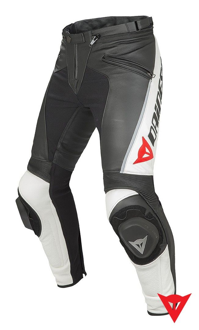 Dainese Leather Pants Delta Pro C2 Pelle - front