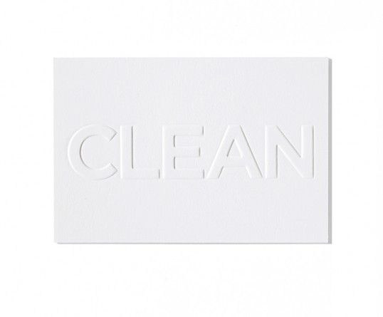 """I'm in love. CLEAN """"A strategic Toronto design studio who's stationery reflects their design philosophy – a clean, honest approach to design."""""""