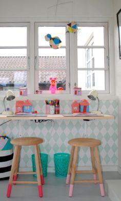 Swiss Sense - kidsroom inspiration