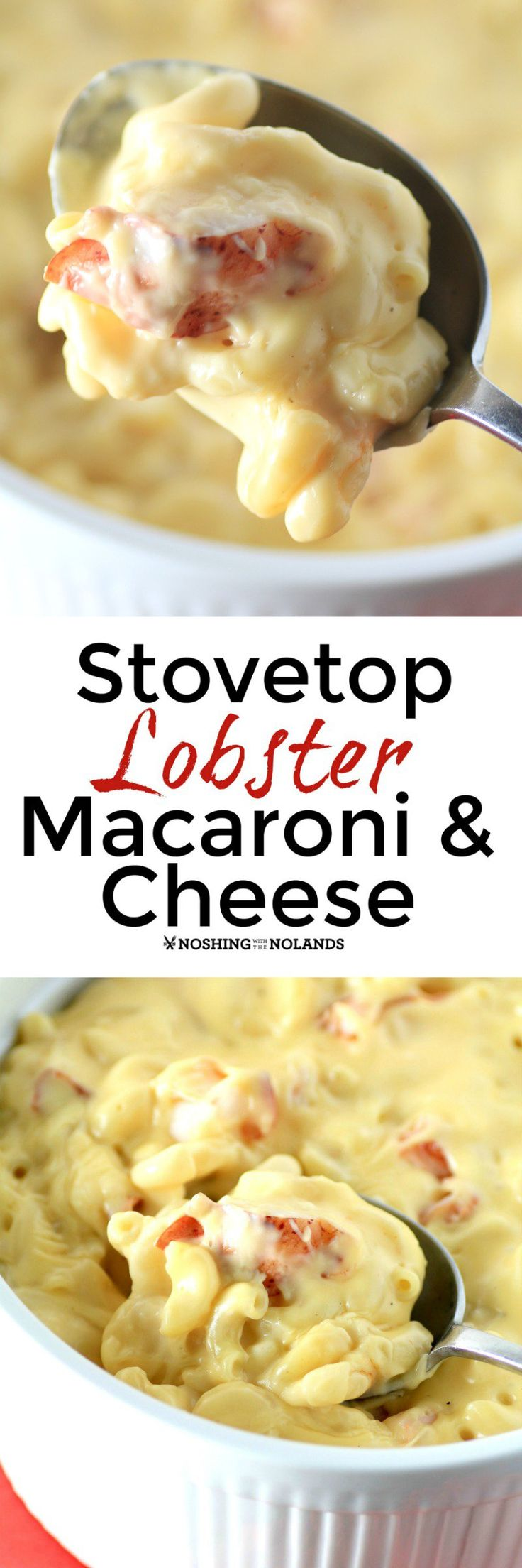 Stovetop Lobster Macaroni and Cheese | Macaroni And Cheese, Macaroni ...